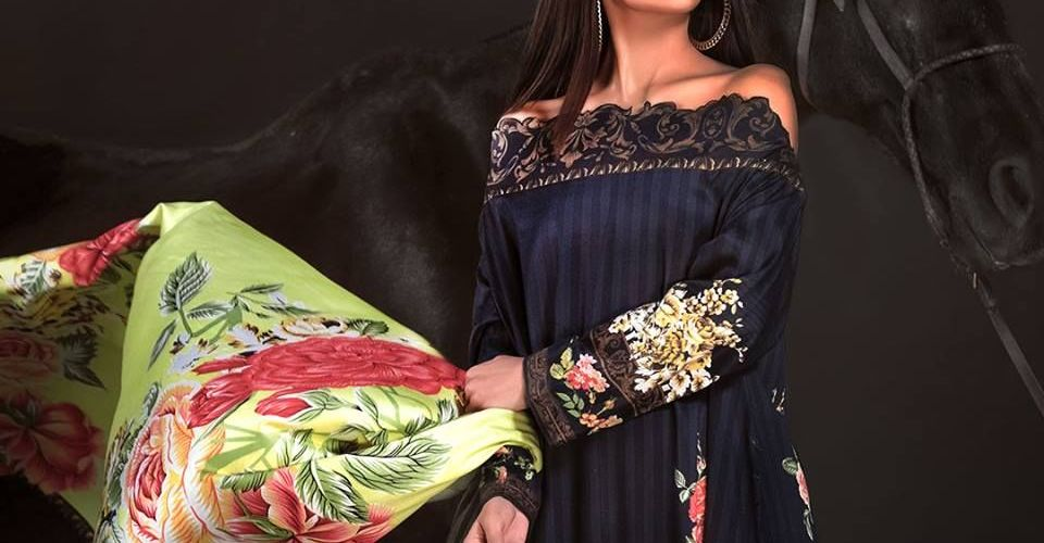 Alkaram Winter 3 Piece Casual Collection 2018