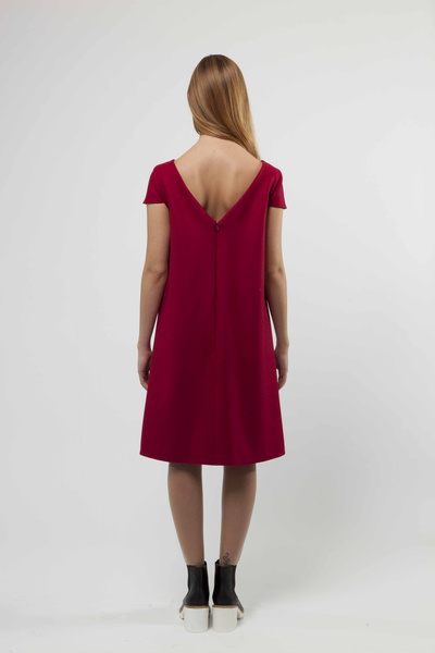 Linda Smock with Open Back £349
