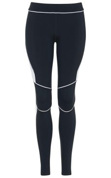Colour block ankle leggings, £48