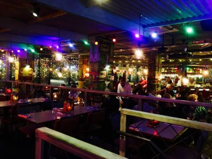 Turtle Bay Middlesbrough Bar Aspect
