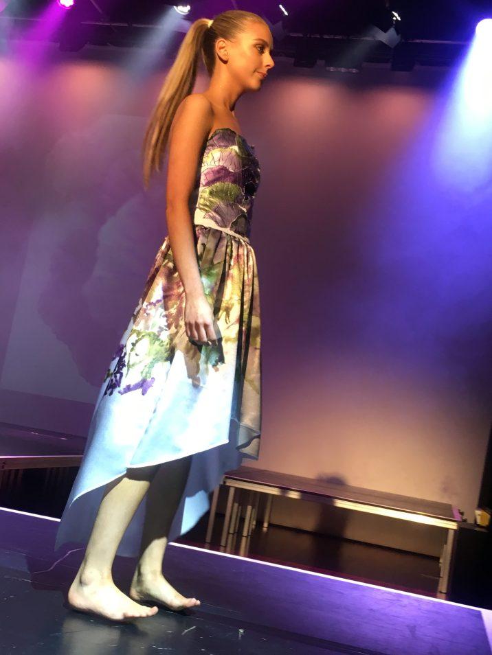 NHSG Fashion Show Lucy Baxter 2