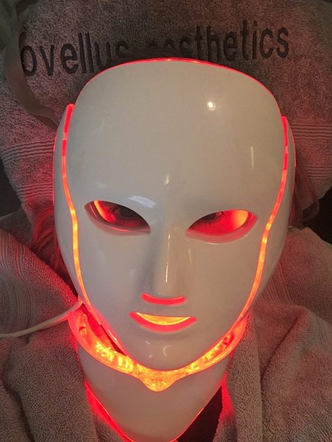 Opera LED Mask Blue Light