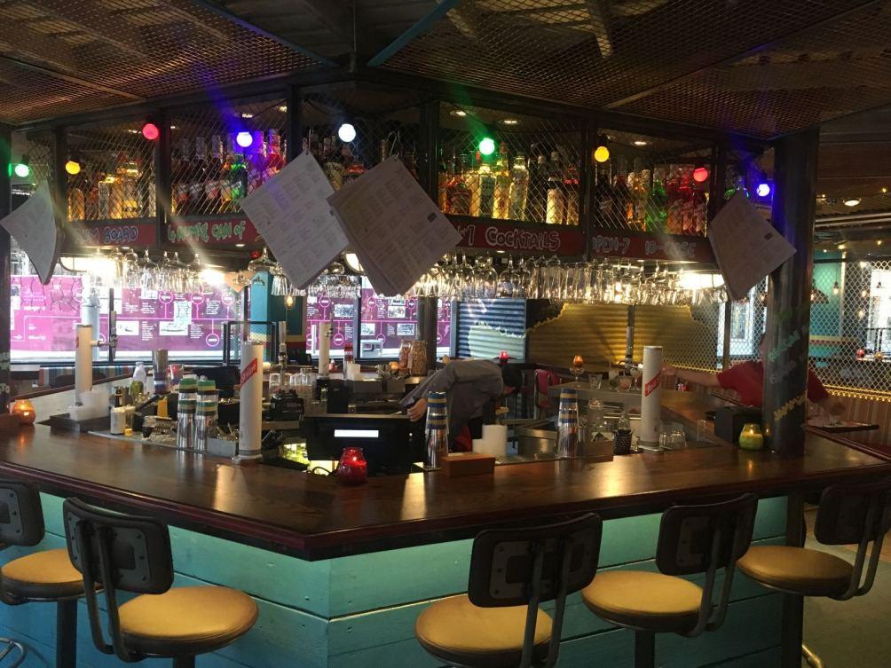 Turtle Bay Middlesbrough Beach Hut Bar