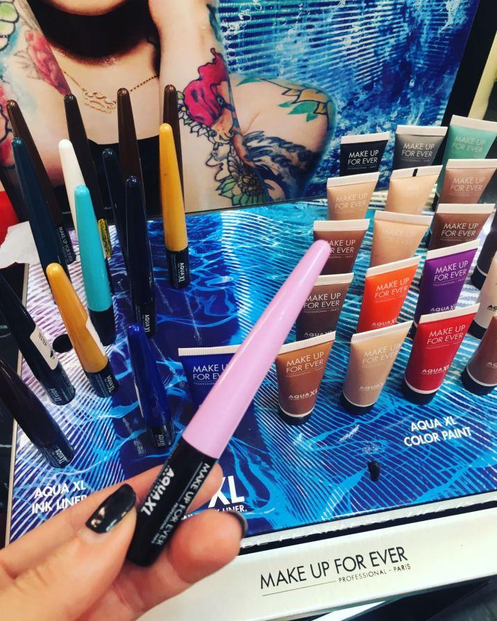 Makeup Forever Intu Metrocentre Ink Liner Lilac