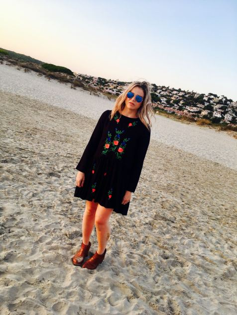 WhatIWore: To Watch an epic sunset 1