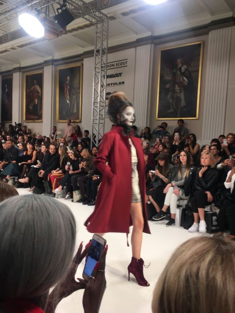 John Herrera SS18 LFW Fashion Voyeur 2