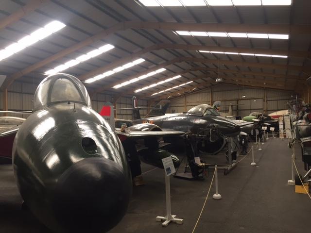 North East Aircraft Museum Fashion Voyeur 2