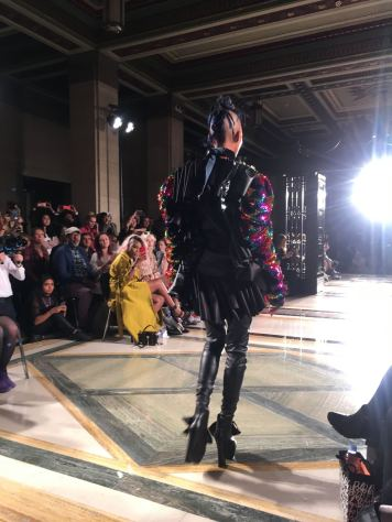 Hellavagirl SS18 LFW Fashion Voyeur 1
