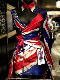 Taylor Swift 2014 Union Jack Performance outfit