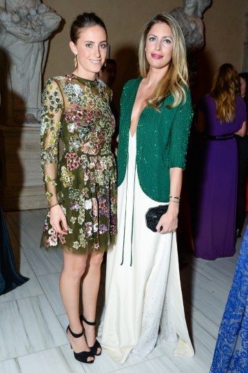 Alexi Ashe, Valerie Boster at The Met