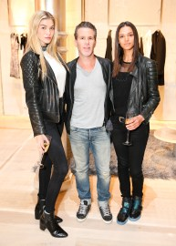 DIOR Celebrate the Opening of the SOHO BOUTIQUE Along With Special Guest PETER MARINO