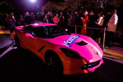The Moschino Barbie Car