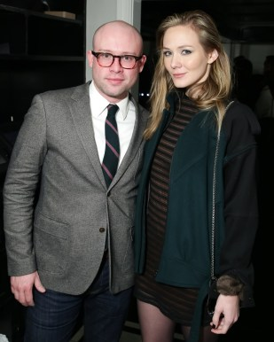 THE CINEMA SOCIETY and MONTBLANC host the after party for Starz Digital's The