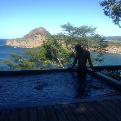10.Aqua Wellness Spa- Private Plunge Pool