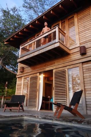 11.Aqua Welness Resort- Duplex Casita