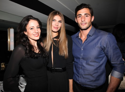 Courtney Truesdell, Ashley Haas, Josh Truesdell