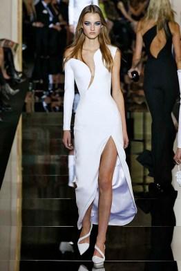 Versace Paris Haute Couture Spring Summer 2015 January 2015