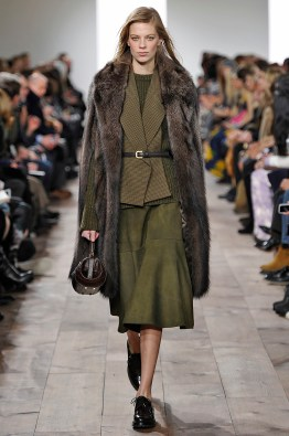 Michael Kors New York RTW Fall Winter 2015 February 2015