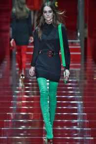 Versace Milan RTW Fall Winter 2015 February March 2015
