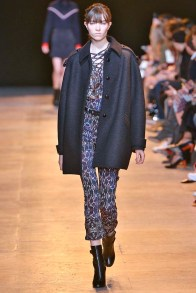 Isabel Marant Paris RTW Fall Winter 2015 March 2015