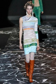 Missoni Milan RTW Fall Winter 2015 February March 2015