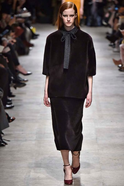 Rochas Paris RTW Fall Winter 2015 March 2015