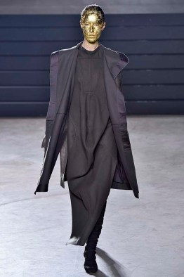 Rick Owens Paris RTW Fall Winter 2015 March 2015