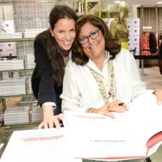 SAKS FIFTH AVENUE - FERN MALLIS Book Launch