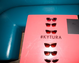 Kate Young Eyewear for Tura