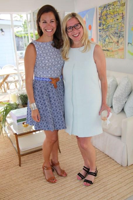 Serena Dugan & Lily Kanter