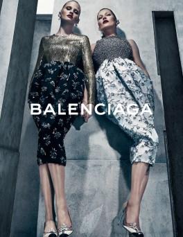 Balenciaga Fall 2015 Ad Campaign