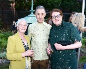 Mary Darling, Alan Cumming, Glenda Bailey