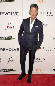 NEW YORK, NY - SEPTEMBER 10: Editor of W Magazine Stefano Tonchi attends The Daily Front Row's Third Annual Fashion Media Awards at the Park Hyatt New York on September 10, 2015 in New York City. (Photo by Rommel Demano/Getty Images for The Daily Front Row)