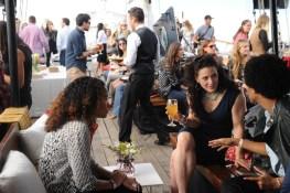 "Shay Mitchell Raises A Chalice To Toast ""Bon Voyage To Summer"" With Stella Artois"