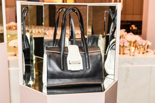 MAX MARA AND AMY ADAMS CELEBRATE The Launch of the A Bag and the SS16 Accessories Campaign