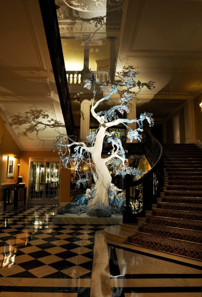 Every Claridge 39 S Tree Design Of Christmas Past