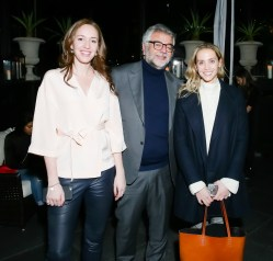 Laurel Cant, Sarah Barclay, Robert Bensoussan