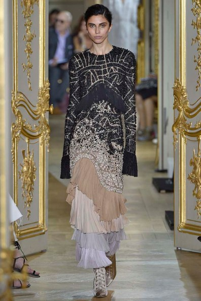 J Mendel Paris Haute Couture Fall Winter 2016 July 2016