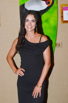 Katie Lee==The 2016 Hamptons Paddle & Party for Pink Benefiting the Breast Cancer Research Foundation==Fairview on Mecox Bay, Southampton, NY==August 6, 2016==© Patrick McMullan==Photo - Patrick McMullan/PMC== == Katie Lee