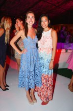 Rose Davis, Christina Chang==The 2016 Hamptons Paddle & Party for Pink Benefiting the Breast Cancer Research Foundation==Fairview on Mecox Bay, Bridgehampton, NY==August 6, 2016==© Patrick McMullan==Photo - Patrick McMullan/PMC== == Rose Davis;Christina Chang
