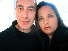 Cavaco with Sasha Charnin Morrison