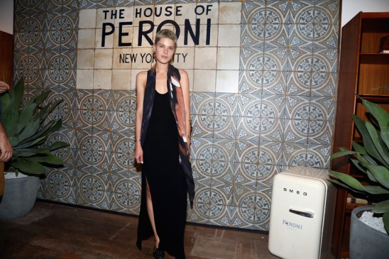 NEW YORK, NY - SEPTEMBER 07: Kris Gottschalk attends The House of Peroni Opening Night hosted by Francesco Carrozzini on September 7, 2016 in New York City. (Photo by Sylvain Gaboury/Patrick McMullan via Getty Images)