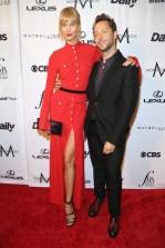 Karlie Kloss, Derek Blasberg==The Daily Front Row's 4th Annual Fashion Media Awards - Arrivals==Park Hyatt New York, NYC==September 8, 2016==©Patrick McMullan==Photo - Sylvain Gaboury/PMC== == Karlie Kloss; Derek Blasberg