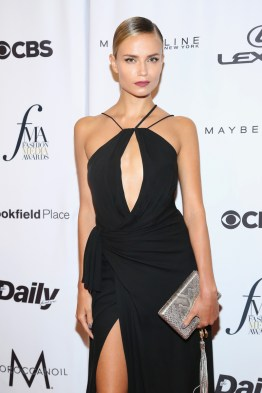 Natasha Poly==The Daily Front Row's 4th Annual Fashion Media Awards - Arrivals==Park Hyatt New York, NYC==September 8, 2016==©Patrick McMullan==Photo - Sylvain Gaboury/PMC== == Natasha Poly