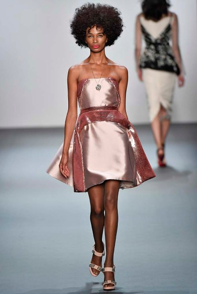 Bibhu Mohapatra New York RTW Spring Summer 2017 September 2016