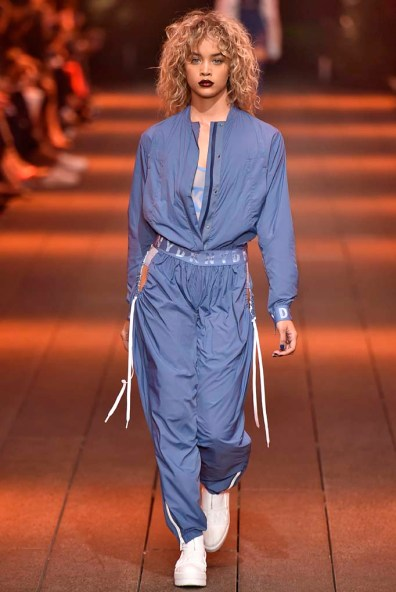 DKNY New York RTW Spring Summer 2017 September 2016