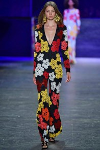 Naeem Khan New York RTW Spring Summer 2017 September 2016