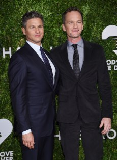 NEW YORK, NY - OCTOBER 17: David Burtka and Neil Patrick Harris attend the God's Love We Deliver Golden Heart Awards on October 17, 2016 in New York City. (Photo by Dimitrios Kambouris/Getty Images for Michael Kors)