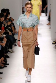 Hermes Paris RTW Spring Summer 2017 October 2016
