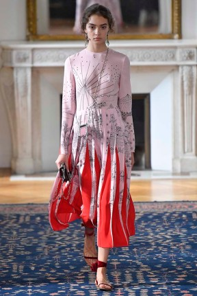 Valentino Paris RTW Spring Summer 2017 October 2016